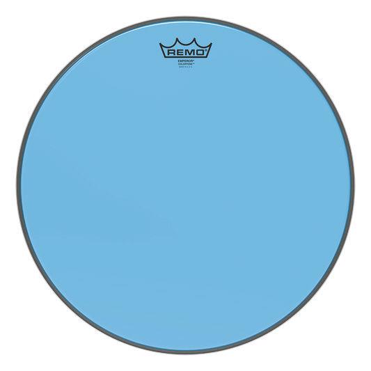 """Remo 16"""" Emperor Colortone Blue"""