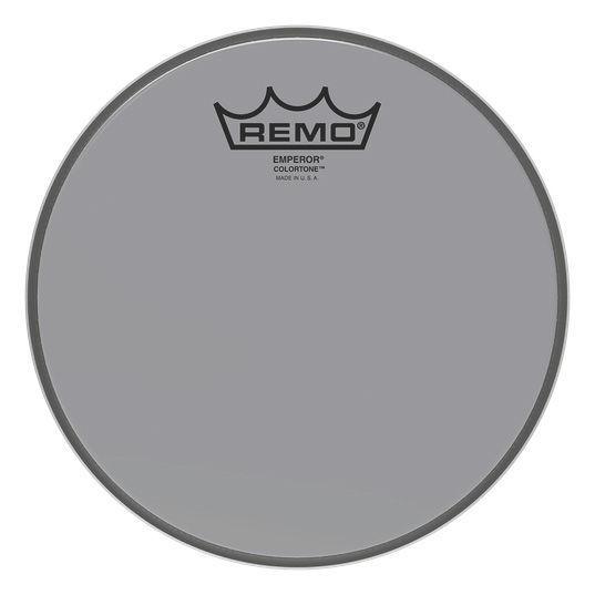 """Remo 08"""" Emperor Colortone Smoke"""
