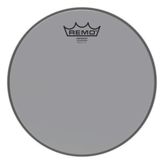 """Remo 10"""" Emperor Colortone Smoke"""