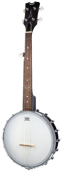 Dean Guitars Backwoods Mini Travel Banjo BK