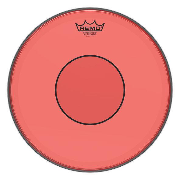 """14"""" Power. 77 Colortone Red Remo"""