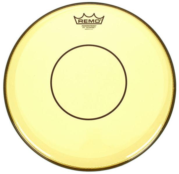 """Remo 13"""" Power. 77 Colortone Yellow"""
