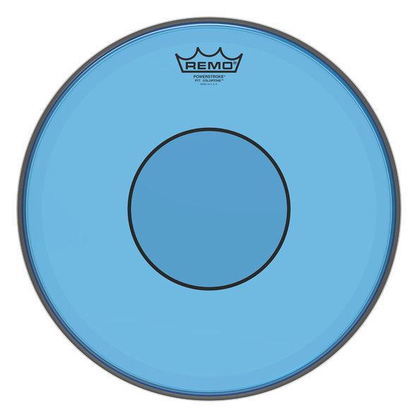 """Remo 13"""" Power. 77 Colortone Blue"""