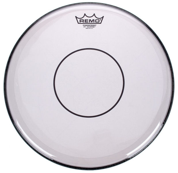 "Remo 14"" Power. 77 Colortone Smoke"