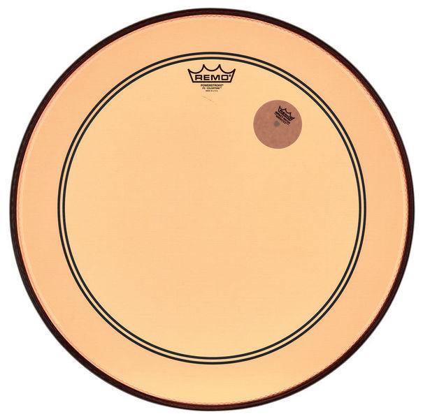"""Remo 20"""" P3 Colortone Batter Orange"""