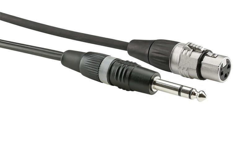 Sommer Cable Basic+ HBP-XF6S 1,5m