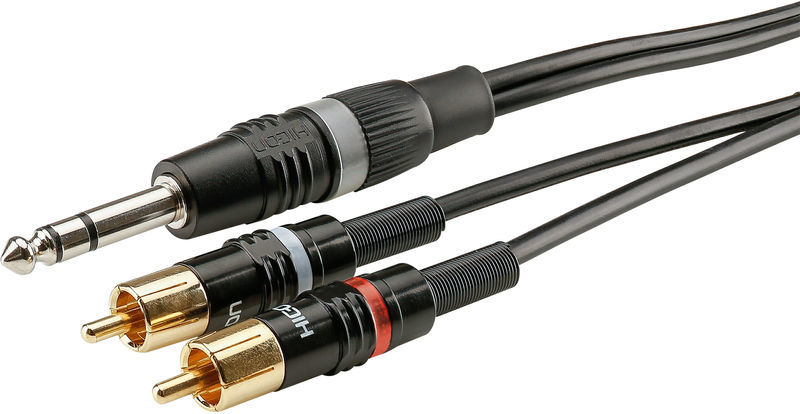 Sommer Cable Basic+ HBP-6SC2 6,0m