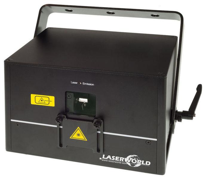 DS-2000 RGB Laserworld