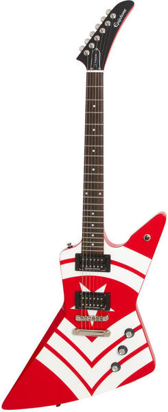 Jason Hook M4 Explorer Epiphone