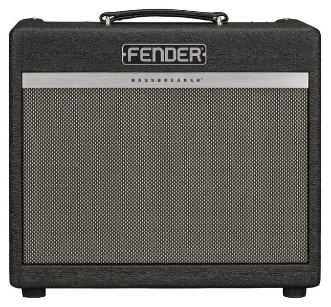 Fender Bassbreaker 15 Combo Midnight