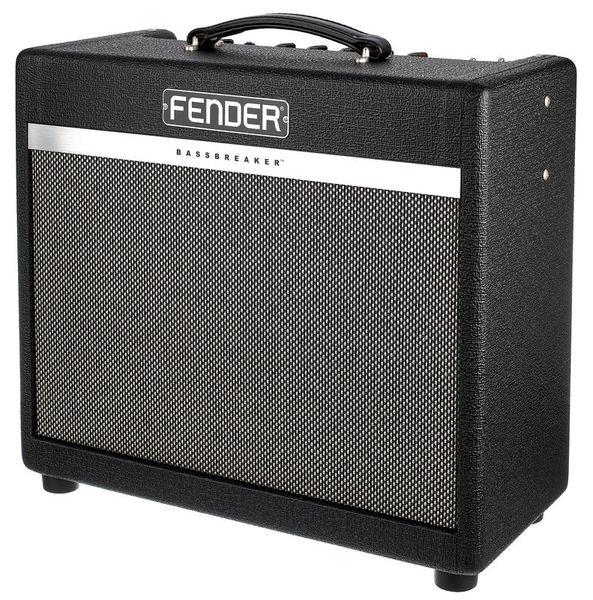 Fender Bassbreaker 15 Combo Midnight