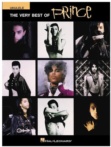 Hal Leonard Very Best Of Prince Ukulele