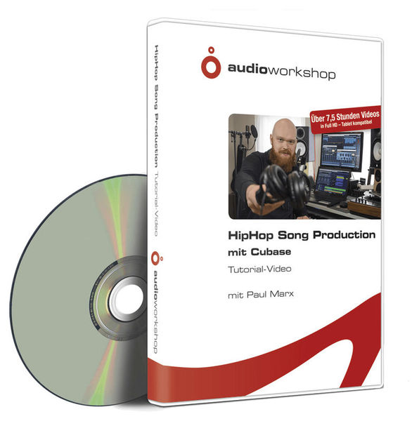 Audio Workshop HipHop Song Production DVD