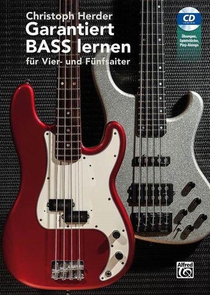 Garantiert Bass lernen Alfred Music Publishing