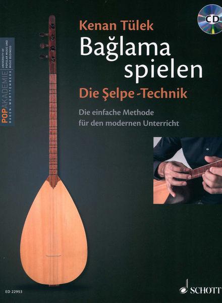Schott Baglama spielen Selpe-Technik