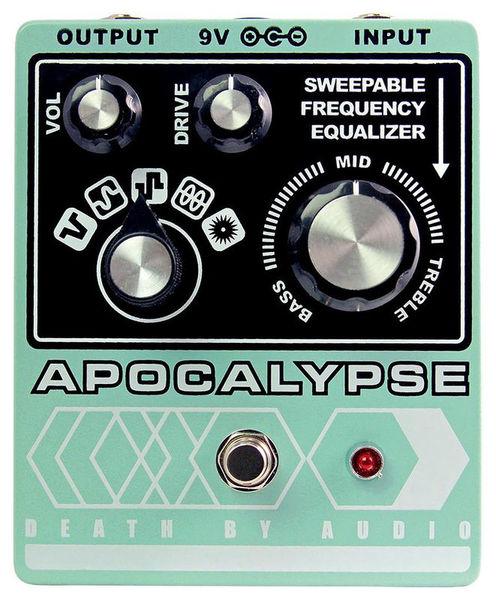 Death by Audio Apocalypse - Overdrive