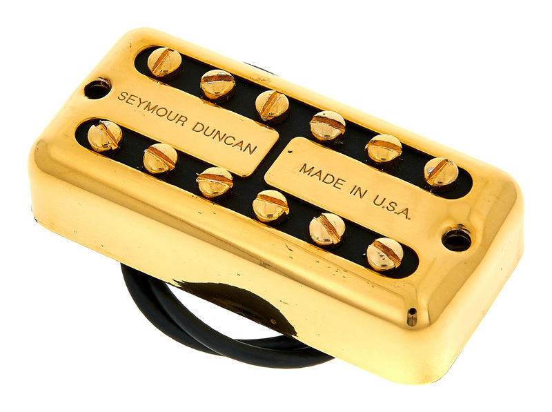 Seymour Duncan Psyclone Vintage Bridge Gold