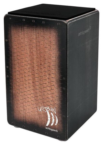 Schlagwerk CP5220 Urban OS Black Burst