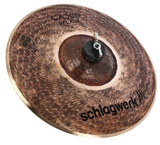 """Schlagwerk 10"""" Cajon Splash"""