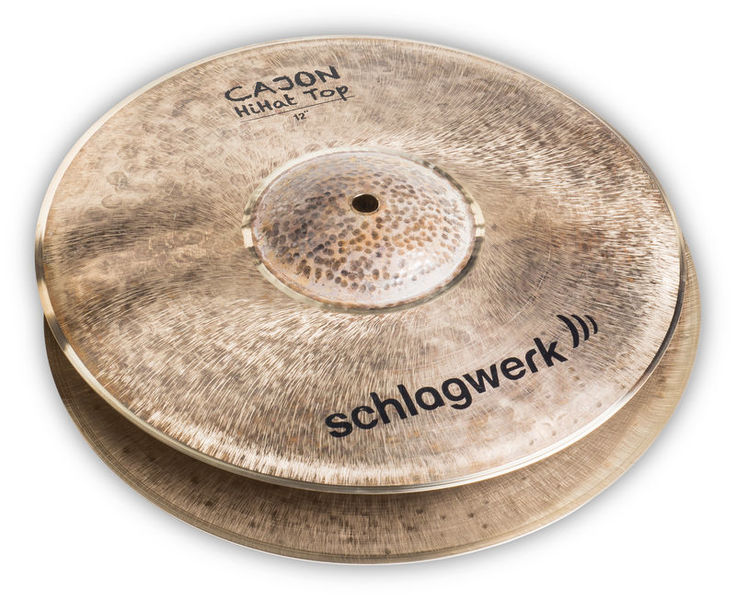 "Schlagwerk 12"" Cajon Hi-Hat"