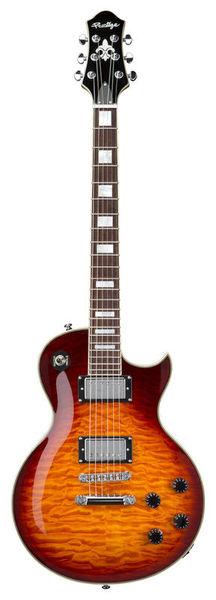 Prestige Guitars Heritage Standard QM