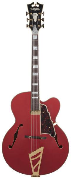 DAngelico Deluxe Exl-1 Matte Cherry