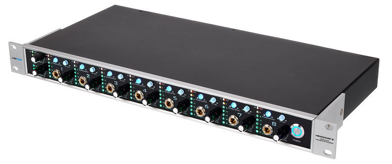 Swissonic Headamp 8