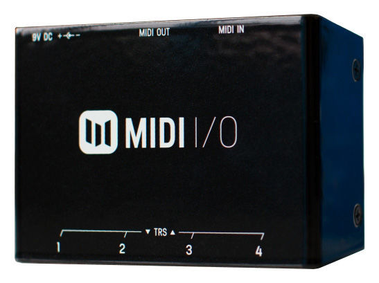 Meris MIDI I/O MIDI Interface
