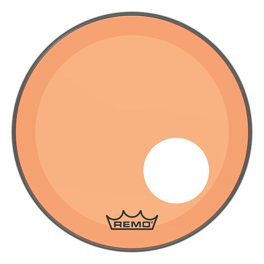 "18"" P3 Colortone Reso Orange Remo"
