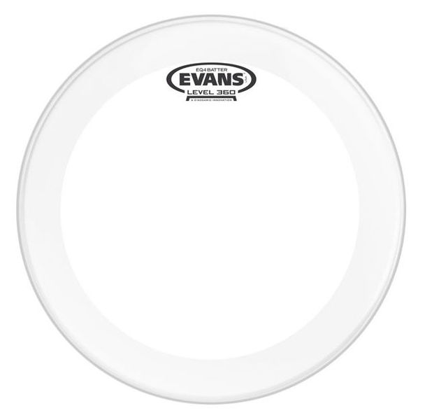 "24"" EQ4 Coated Bass Drum Evans"