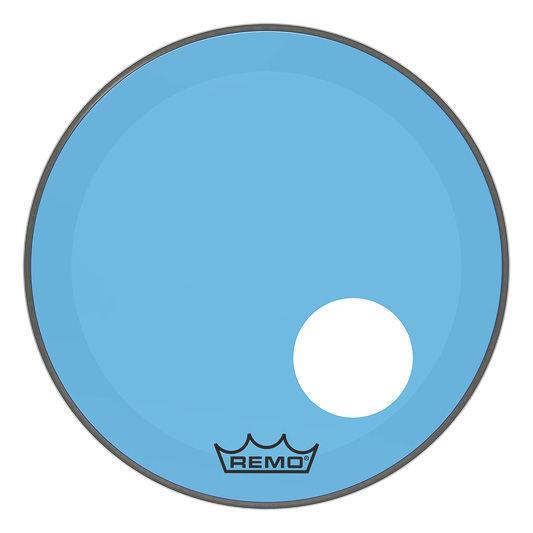 """20"""" P3 Colortone Reso Blue Remo"""