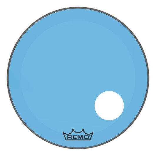 """24"""" P3 Colortone Reso Blue Remo"""