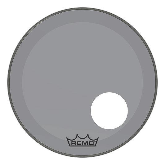 """Remo 20"""" P3 Colortone Reso Smoke"""