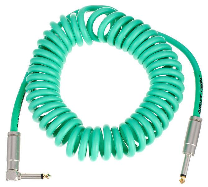 Bullet Cable Coil Cable Seafoam 4,5m