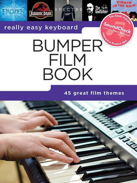 Hal Leonard Easy Keyboard: Bumper Film