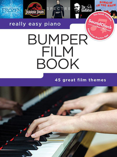 Hal Leonard Easy Piano: Bumper Film