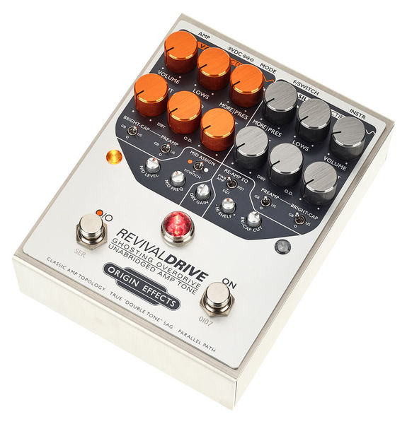 Origin Effects RevivalDRIVE Amp Overdrive