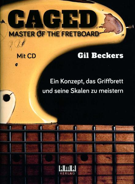 AMA Verlag caged Master Of The Fretboard