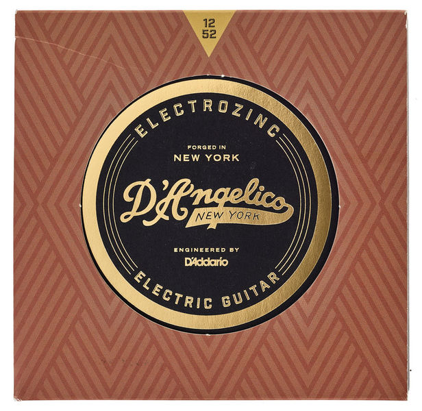 DAngelico Electrozinc Jazz Light