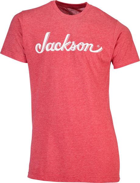 Jackson T-Shirt Logo Red XL