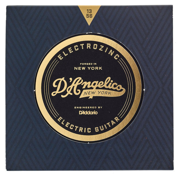 DAngelico Electrozinc Jazz Medium