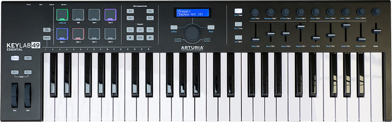 KeyLab Essential 49 BE Arturia