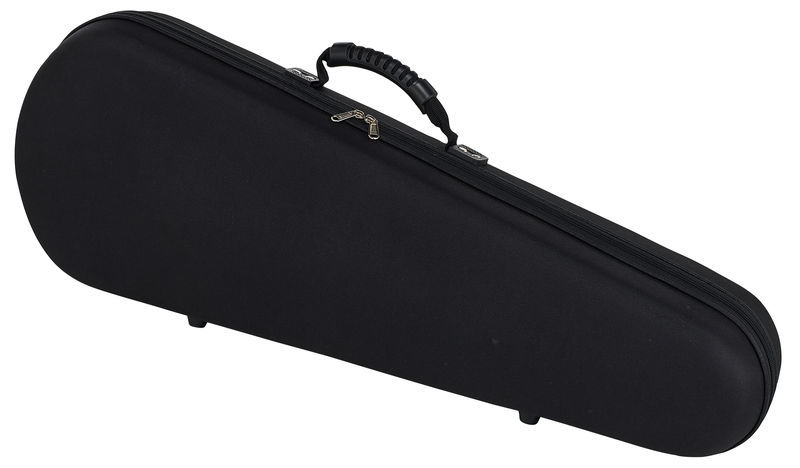 Roth & Junius Violin Shaped Case Eva BK 4/4