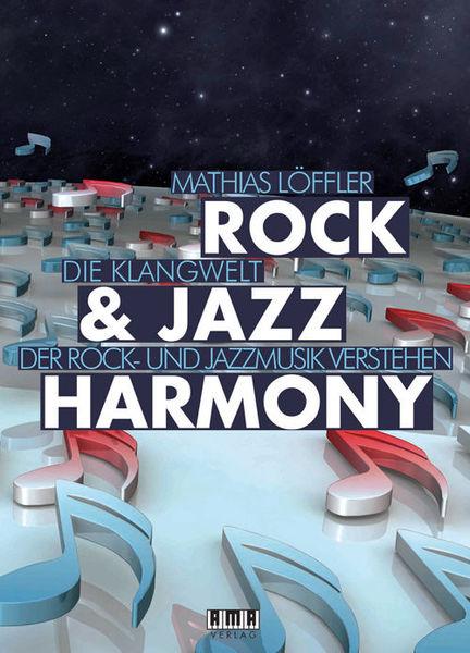Rock & Jazz Harmony AMA Verlag