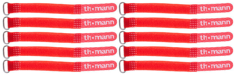 Thomann V1012 Red 10 Pack