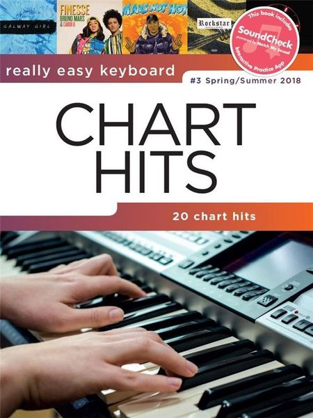 Hal Leonard Easy Keyboard:Chart Hits