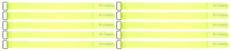 Thomann V2030 Yellow 10 Pack
