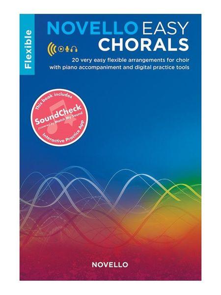 Novello & Co Ltd. Novello Easy Chorals