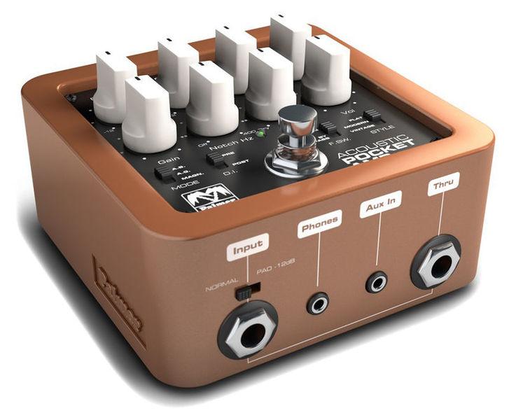 MI Pocket Amp Acoustic Palmer
