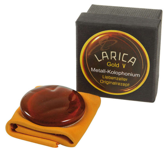 Gold V Metal Rosin Bass Larica